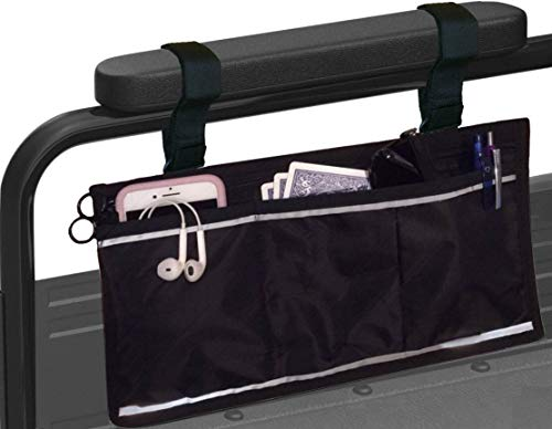 Lightweight Wheelchair and Walker Side Bag by BrightCare