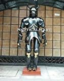 QUICK FALCON TRADER Nautical Medieval Knight Cost Warrior Full Suit of Armor Collectible Armor Gift