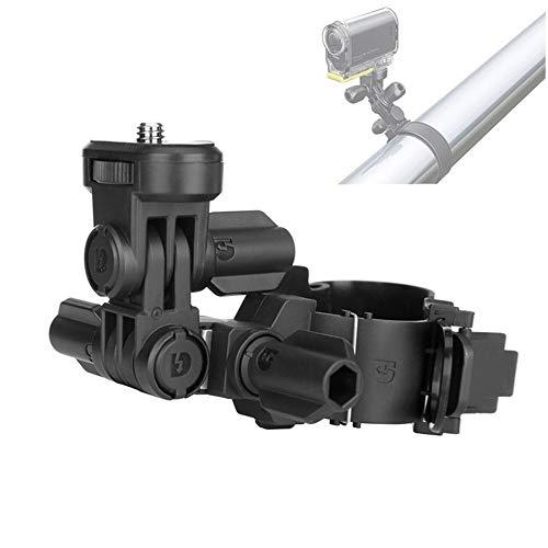 XUSUYUNCHUANG della Bicicletta Roll Bar Mount for Sony FDR-X3000 HDR-AS30V HDR-AS15 AS20 AS100V HDR AS30V AS300 AS200V AS100V Azione Camera Accessories