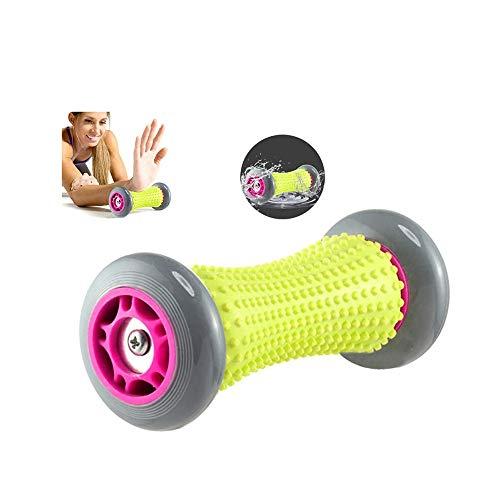 SYXX Schaum Wellen, Massagerollen, Home Office Fitness-Ausrüstung, Muscle Relax Sticks, Hand- und Fußmassage Sticks, Schaum Welle Massagerollen, Gewichtsverlust