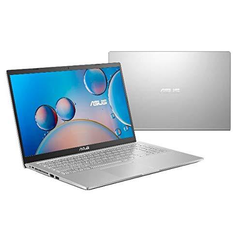 "NOTEBOOK ASUS 15.6"" FHD Intel® Core™ i5 di decima generazione 8 GB DDR4 512 GB SSD Wi-Fi 5 (802.11ac) Windows 10 Home Argento"
