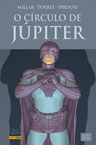 O Círculo de Júpiter Volume 2: Capa Dura