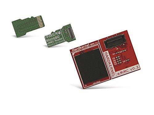 ODROID-XU3/XU4 eMMC 5.0 Modul, 32 GB, mit Android