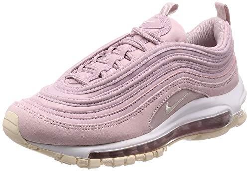 Nike Damen WMNS Air Max 97 Premium Sneaker, Pink (Pink 917646-500), 40.5 EU