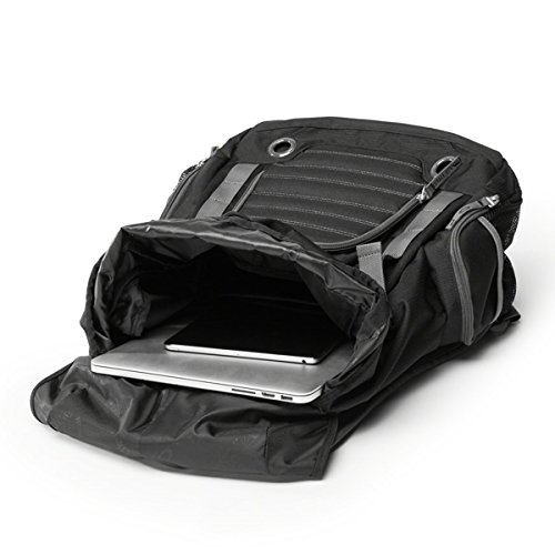 Oakley Men's Overdrive Backpack, One Size, Jet Black