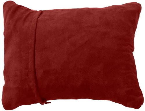 Therm-a-Rest Kopfkissen, Reisekissen, Pillow, Kissen 'Compressible Pillow' rot (500) M