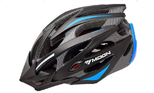 LIUKLAI Fulmine Maschio del Cappello di Sicurezza del Mountain Bike dell'attrezzatura della Bici della Strada del Casco di Guida della Bicicletta