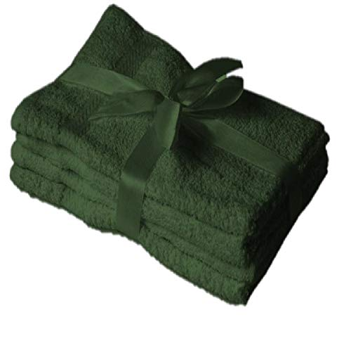 4er-set éponge Frottier serviettes invités foulards Duschtücher 500g//m² Coton