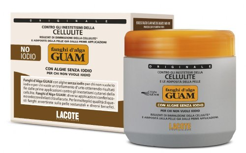 Boues D'Algue Sans Iode 500 ml boues d'algue Anti Cellulite Corps