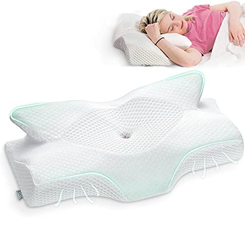 L'oreiller à mémoire de forme Elviros