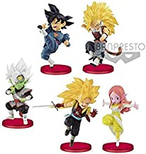Super Dragonball Heroes World Collectable Figure Vol.1 6set