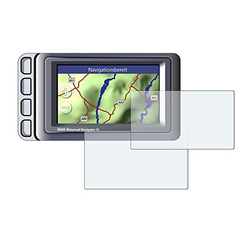 Speedo Angels Lot de 2 films de protection d'écran anti-reflets pour tableau de bord pour BMW Navigator IV