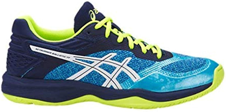 ASICS Gel Netburner Ballistic FF blau Volleyball Schuhe Damen Damen Damen Größe 44  a630ca