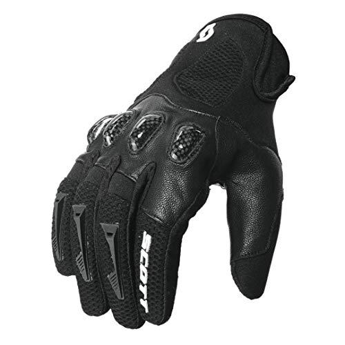 Scott Assault MX DH Motorrad/Fahrrad Handschuhe schwarz 2020: Größe: M (9)