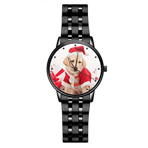 Lifiiboost Personalisierte Foto Armbanduhr für Herren Damen Edelstahl Klassisch Analog Zifferblatt täglich Wasserdicht Geschenk 40mm Vatertagsgeschenk