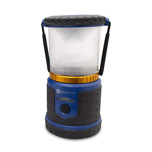 LFI Lights - Home Emergency Lamp - 200+ Hrs on Battery - Wet Location...