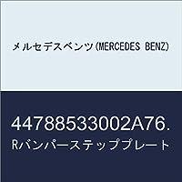 メルセデスベンツ(MERCEDES BENZ) Rバンパーステッププレート 44788533002A76.