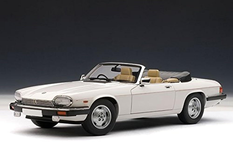 Jaguar XJ-S Cabriolet 1 18 Weiß