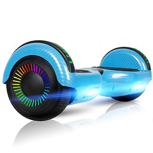 CHIC Hoverboard, 6.5' Self Balancing Scooter Hover...