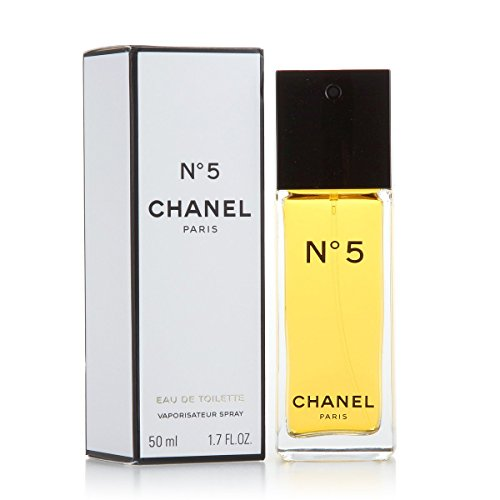 CHANEL No5 EDT vapo 50 ml