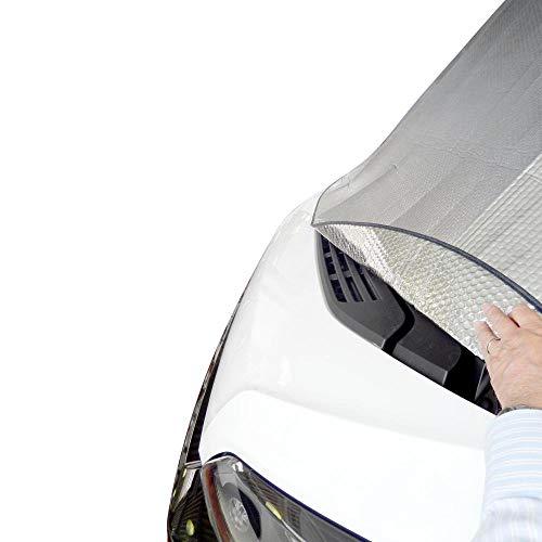 Preisvergleich Produktbild Hindermann Außenisoliermatte Four-Seasons VW T4 Wohnwagen Thermomatte Isolierung wetterfest Silber