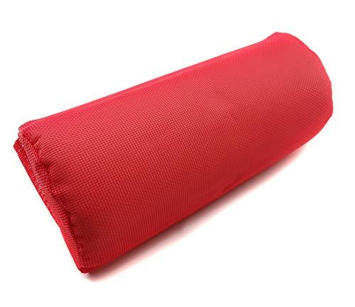 Juinsa Cuscino per sedia da spiaggia (rosso)