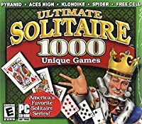 Ultimate Solitaire 1000 Unique Games (輸入版)