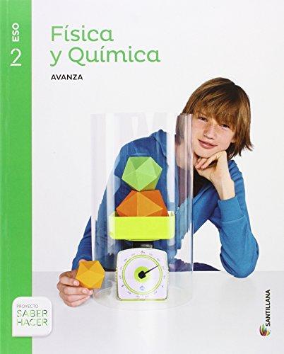 FISICA Y QUIMICA SERIE AVANZA 2 ESO SABER HACER - 9788468040103