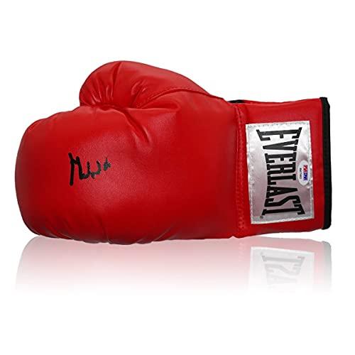 exclusivememorabilia.com Guante de Boxeo Firmado por Muhammad Ali (PSA DNA 6A07662)