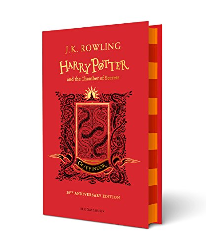 H. P. And The Chamber Of Secrets. Gryffindor Edition: 2 (Harry Potter, 2)