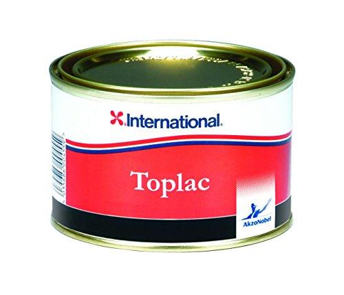 International Toplac Bootslack - weiss 545, 375ml