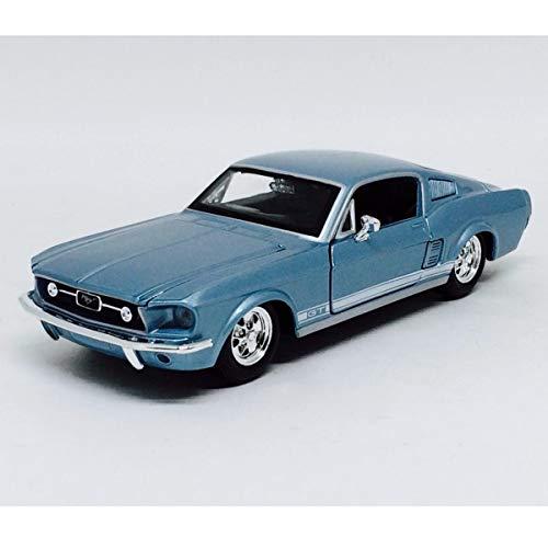 Miniatura Colecionável Ford Mustang Gt 67 1.24 Maisto