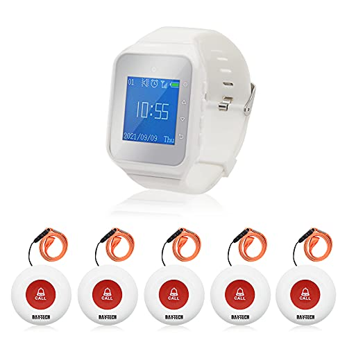 Caregiver Wrist Pager Call Button for...
