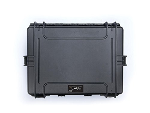 Asg - Maletín de Transporte para Scorpion EVO 3-A1 Adulto Unisex, Color Negro, Talla única
