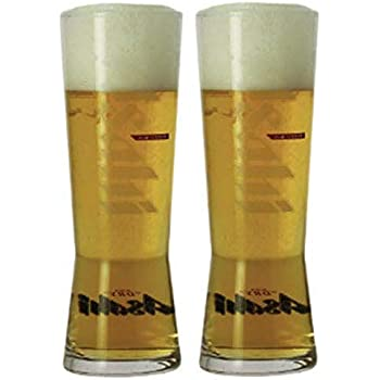 Set Of 2 Asahi Pint Glasses Brand New 100/% Genuine Official