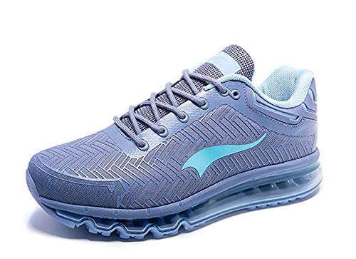 ONEMIX Zapatillas para Hombre Calzados de Running Correr en Asfalto Montaña Atletismo Zapatos Casual Sneakers