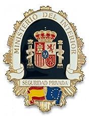 Albainox 9244 Insignias, Unisex Adulto, Multicolor, Talla Única