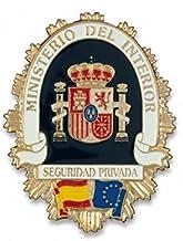 Albainox 9244 badge voor volwassenen, uniseks, eenheidsmaat