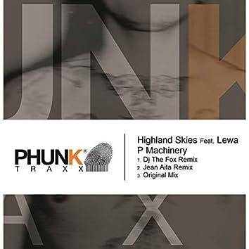 P Machinery (feat. Lewa)