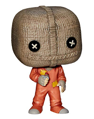 Spirit Halloween Sam with Razor Trick 'r Treat Funko Pop Figure