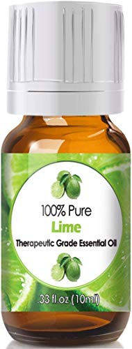 Lime Essential Oil for Diffuser & Reed Diffusers (100% Pure Essential Oil) 10ml