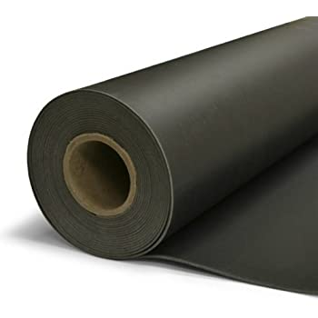 TMS Mass Loaded Vinyl 4' X 10' (40 sf) 1 Lb MLV Soundproofing Barrier. Highest Quality!