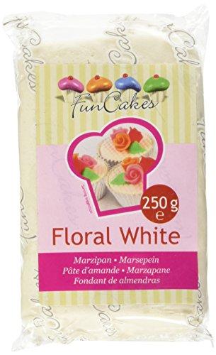 FunCakes Marzapane Bianco - pacco da 250 grammi