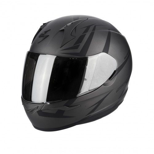 Scorpion Casco Moto exo-390 Hawk, multicolor