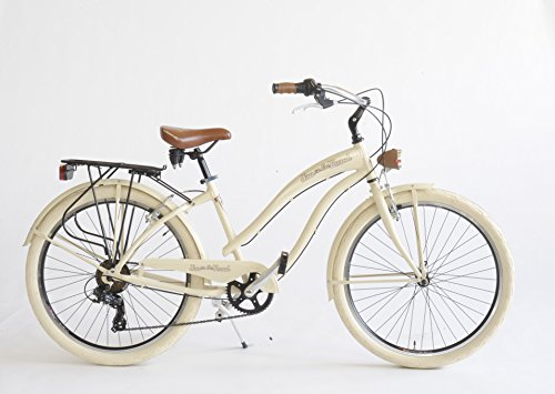 Bicicleta Cruiser Mujer Made in Italy Via Veneto
