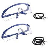 Gafas de trabajo y seguridad antipolvo, antisalpicaduras y antivaho   Gafas de proteccion...