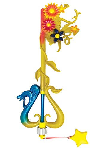 Disguise Kingdom Hearts Kairi's Keyblade Accessory Standard Yellow