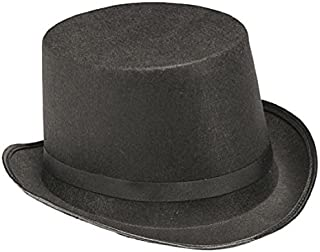Kids Black Top Hat - Child Std.