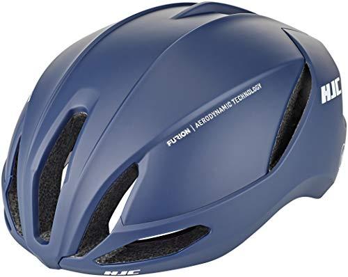 HJC Furion 2.0 Road Helm matt Gloss Navy Black Kopfumfang S | 51-56cm 2020 Fahrradhelm