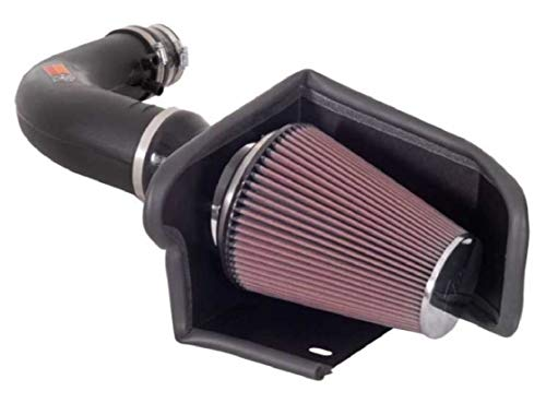 K&N Cold Air Intake Kit: High Performance, Guaranteed to Increase Horsepower: 50-State Legal: 1997-2004 Ford (F150, F150 Heritage, F150 Harley Davidson, Expedition)57-2541